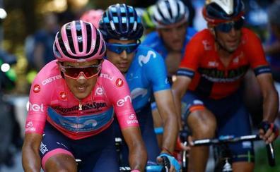El Giro 2020 comenzará en Budapest con una crono y tendrá 2 etapas en línea