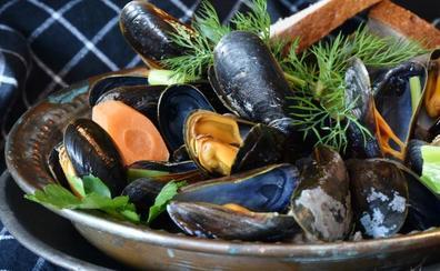 El mejillón: marisco delicioso, saludable y a un precio asequible