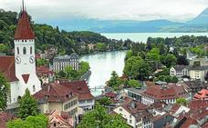 Gran Ruta Suiza, 1.600 km. de belleza natural