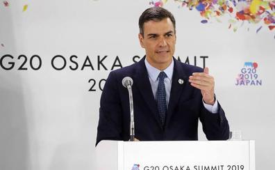 Pedro Sánchez espera que la fecha de la investidura rompa el bloqueo de Iglesias
