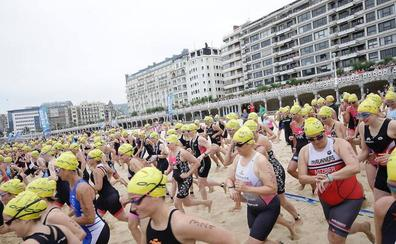 Éxito absoluto en la 11ª edición de la Triatlón Femenina