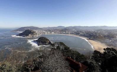 La Concha, la cuarta playa más bonita de Europa según 'The Guardian'