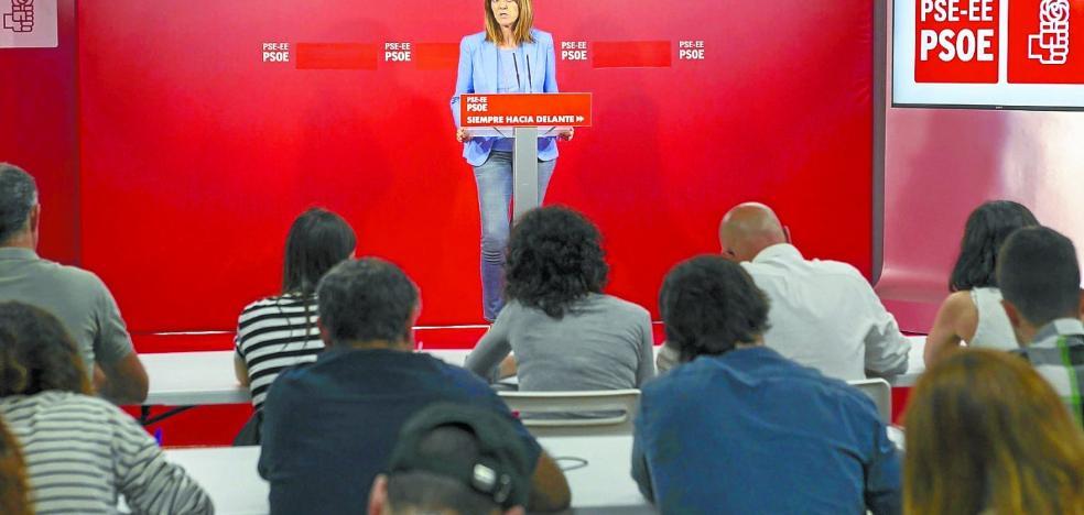 El PSE cierra la puerta a la reforma fiscal que pide el PP para apoyar los Presupuestos de Urkullu