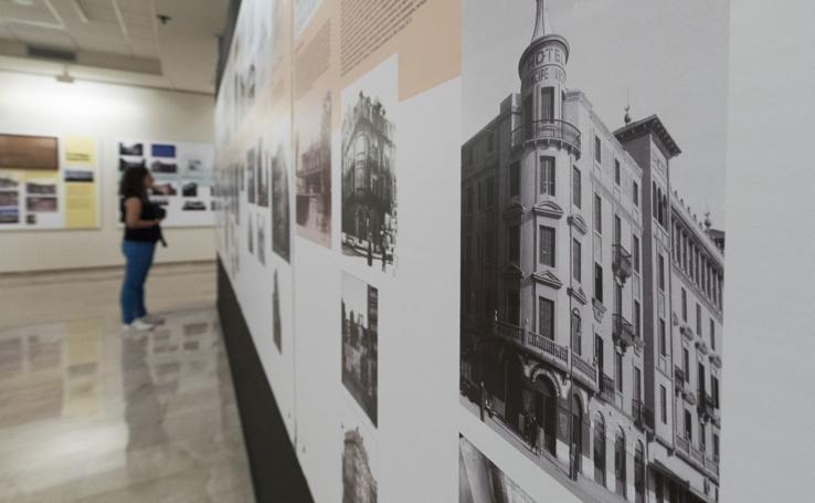 Vuelve a Donostia la exposición 'La ciudad que perdimos'