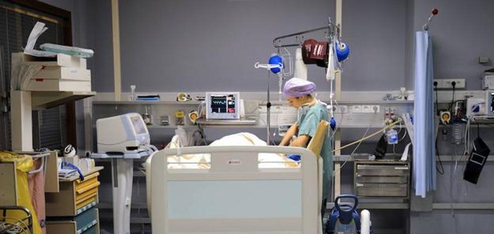 Osakidetza dice que «garantiza» la hospitalización ante la denuncia de cierre de camas