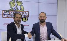 La Diputación de Gipuzkoa ayudará al GBC con 400.000 euros este año