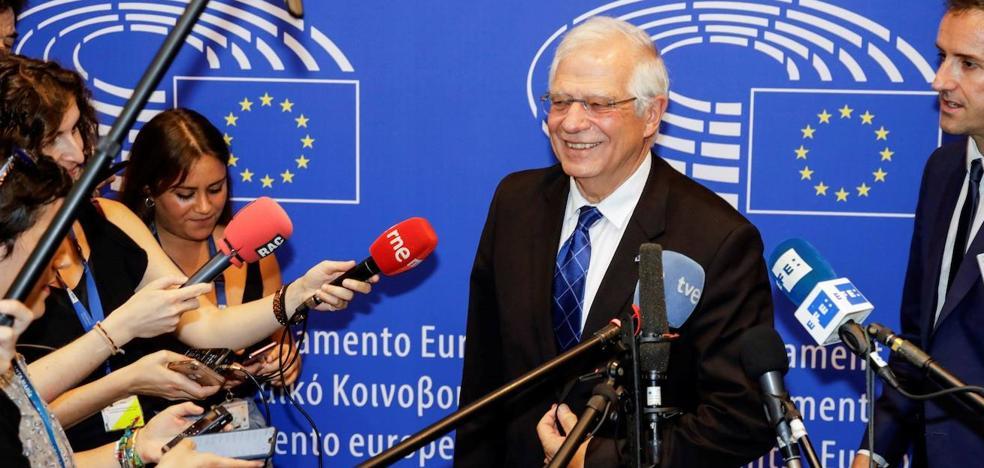 Josep Borrell será el jefe de la diplomacia europea