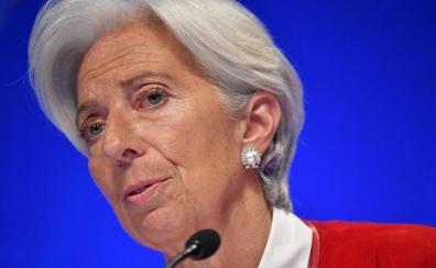 Lagarde 'asciende' a jefa de las finanzas europeas tras haber dirigido las internacionales