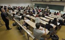 1.367 estudiantes se presentan este miércoles a la nueva convocatoria de la Selectividad en el País Vasco