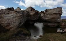 Por la ruta de Peñas Gordas, en Cantabria