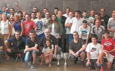 Excepcional torneo de ajedrez Villa de Azkoitia