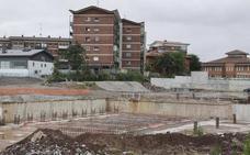 La Diputación subvenciona con 600.000 euros la construcción del polideportivo de Altza