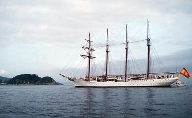 Agotadas las 5.000 entradas para visitar en Getaria los barcos que van a rendir homenaje a Elcano