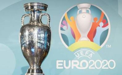Peticiones de 204 países de entradas para la Euro 2020