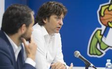 Marcelo Nicola: «Estoy muy contento, feliz e ilusionado»