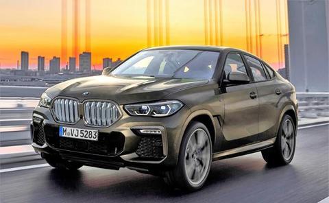 BMW X6, dos almas y un solo cuerpo