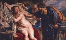'Susana y los viejos', el cuadro de Rubens, recupera su color