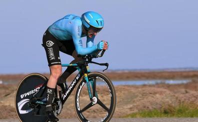 Gorka Izagirre (Ciclista del Astana): «Fuglsang es muy sólido y llega en gran forma, pero el Tour de Francia solo lo gana uno»