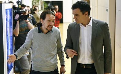 Sánchez niega a Iglesias una coalición y le propone que sugiera independientes