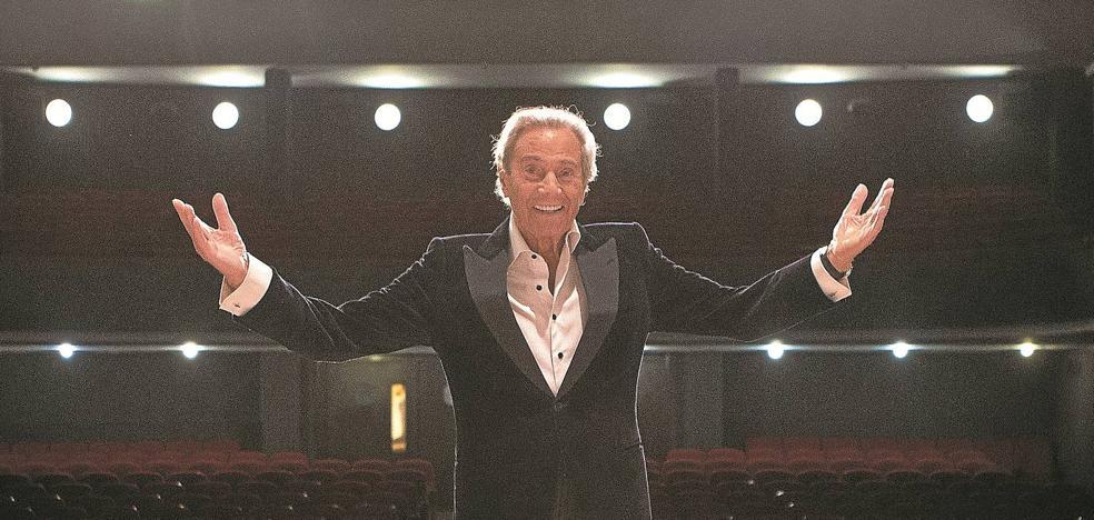Arturo Fernández deja vacío el escenario