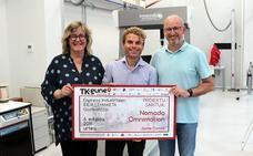 'Nomada Omnimotion' proiektuak irabazi du aurtengo Tkgune ideia industrialen lehiaketa