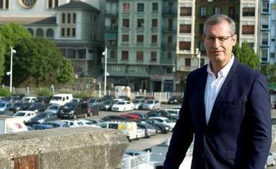 Markel Olano: «Me gustaría ser recordado como quien propició una Gipuzkoa más igualitaria»