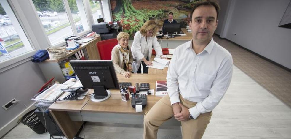 Iñigo Intxausti: «Tengo en mi equipo a gente que ni me merezco, con mucho compromiso»
