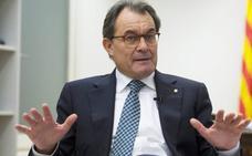 Mas rechaza anticipar elecciones tras la sentencia para no poner «en riesgo» la mayoría independentista