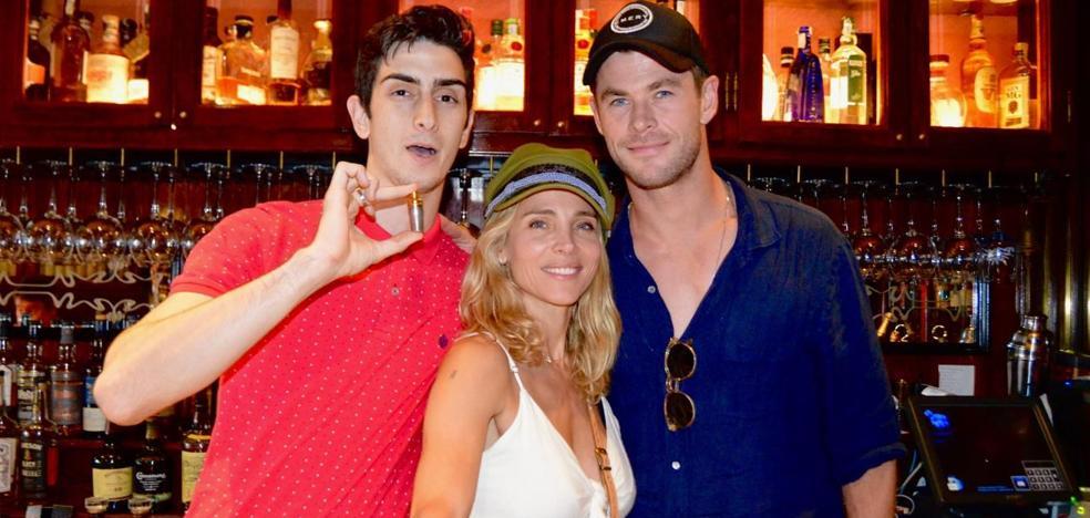 Chris Hemsworth y Elsa Pataky repiten vacaciones en Gipuzkoa