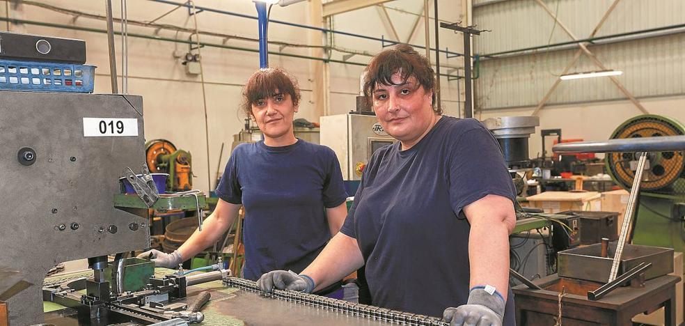 La industria de Euskadi clama por incorporar a las mujeres para los puestos técnicos