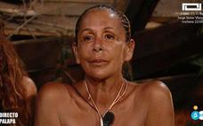 Isabel Pantoja abandona Supervivientes por motivos de salud