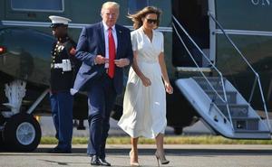 Trump arremete contra el embajador británico