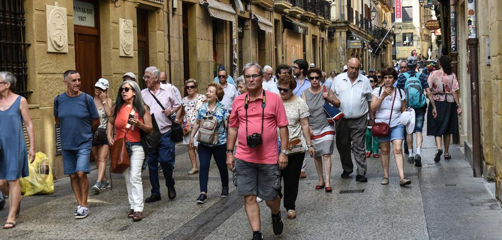Turismo en Euskadi, #beresponsible