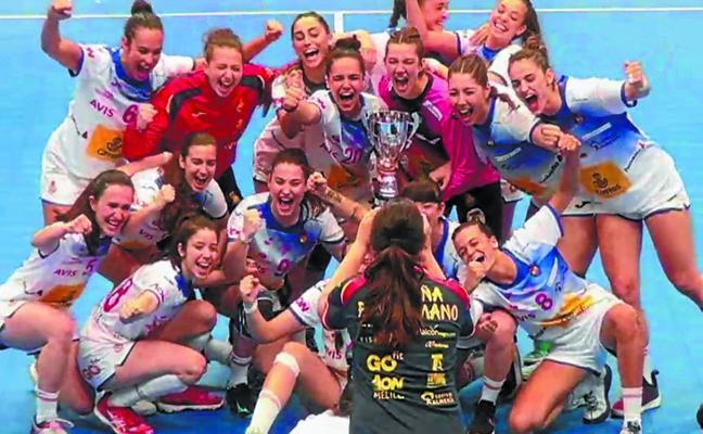 June Loidi logra el título del Torneo 4 Naciones de Portimao con las Guerreras júnior
