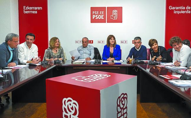 El PSE prevé discrepancias en el grupo de expertos cuando se traten cuestiones soberanistas