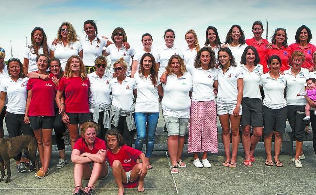 Mujeres a la mar