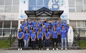 Basque Team Fundazioak 564.000 euro banatuko ditu 75 kirolari eta teknikariren artean