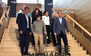 El comienzo del rodaje de Woody Allen hará que el mundo del cine pose su mirada en Gipuzkoa