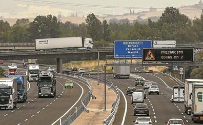 Álava desdoblará el 'nudo' de Armiñón para evitar los colapsos de tráfico en la AP-1