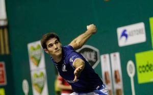 Ezkurdia y un imperial Zabaleta arrollan 7-22 en el Torneo San Fermín