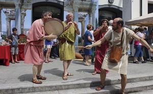 El festival romano de Irun celebra su décima edición con novedades en el programa
