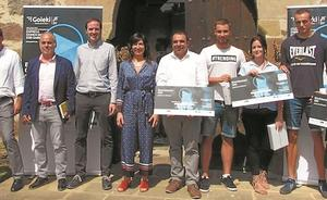 Goieki premia los mejores proyectos empresariales