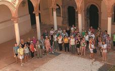 Las socias de Iratzarri en 'LA ruta del Quijote'