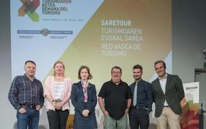 El Gobierno Vasco crea Saretour, una red que coordinará todo el sector turístico