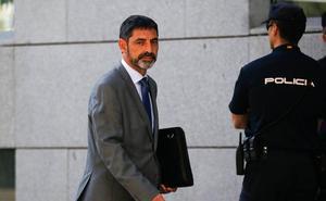 La Audiencia Nacional juzgará a Josep Lluís Trapero a partir del 20 de enero