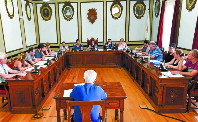 La Corporación de Andoain fija los cargos con dedicación exclusiva y parcial