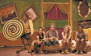 La danza y el circo, protagonistas de la agenda de Udazabal