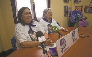 Bidasoaldeko Elkarte Feminista premia «la labor en pro de la igualdad» de Asun Casasola