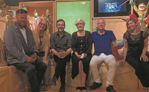 El Topic acoge un encuentro con una delegación cultural de Quebec