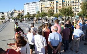 «Donostia se va a dar a conocer al mundo entero»